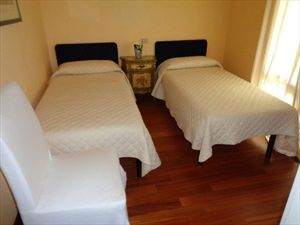 Villa  Pieraccioni  : Double room