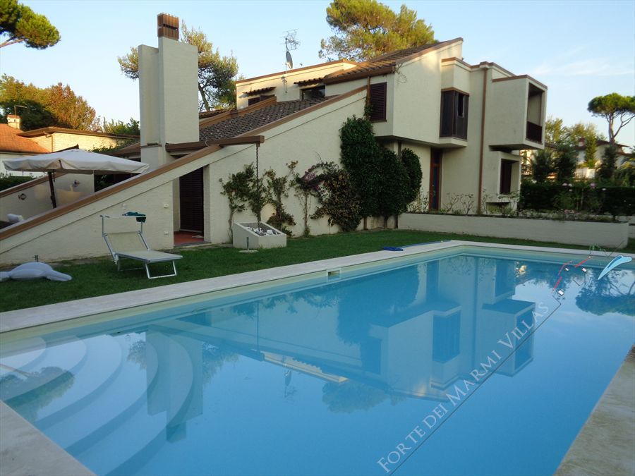 Villa  Pieraccioni  - Detached villa Forte dei Marmi
