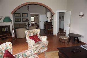 Villa del  parco  : Living Room