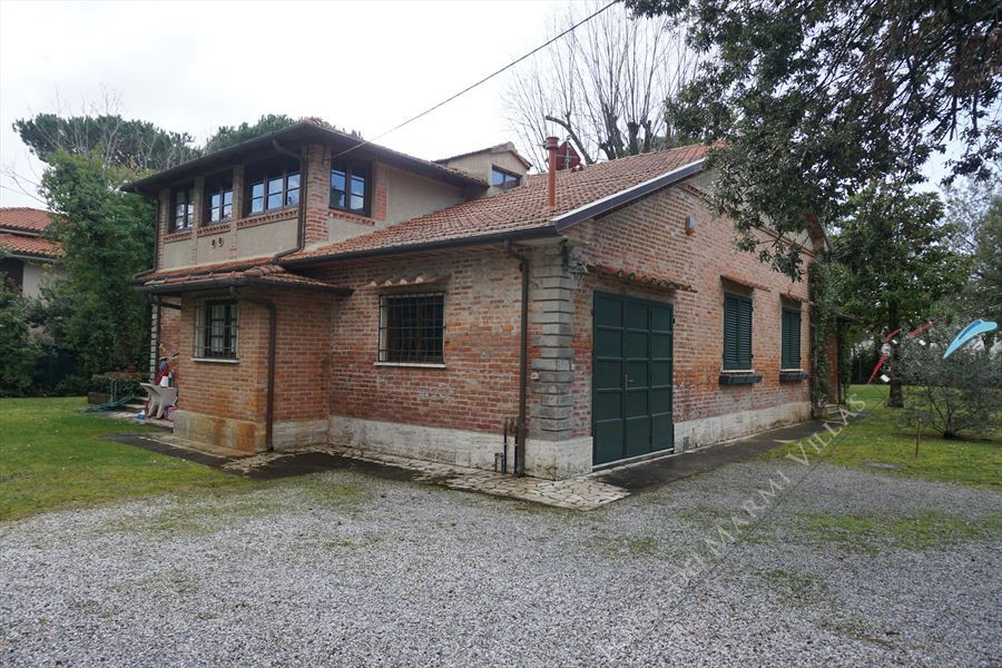 Villa del  parco  : Outside view