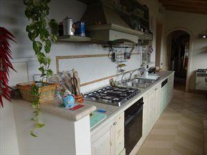 Villa Isola : Cucina