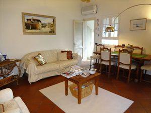 Villa Isola : Vista interna