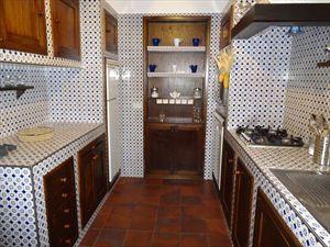 Appartamento Forte dei Marmi  : Cucina
