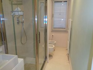 Villa  il Sogno  del mare                                : Bathroom with shower