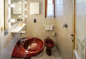 Villa Centrale : Ванная комната