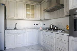 Villa Levante : Cucina