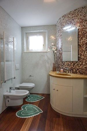 Villa Levante : Ванная комната с душем