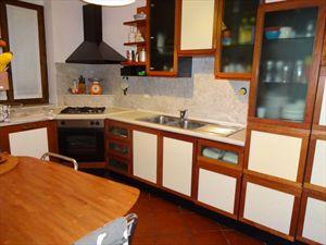 Villa Giancarlo : Кухня