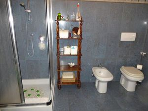 Villa Giancarlo : Ванная комната с душем