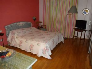 Villa Giancarlo : хозяйская спальня