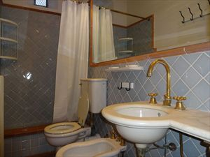 Appartamenti centro Forte dei Marmi (A) : Bathroom with shower