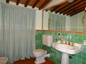 Appartamenti centro storico Forte dei Marmi  : Bagno con doccia