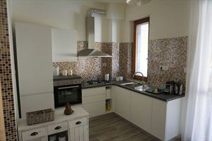 Appartamento Aramis : Kitchen