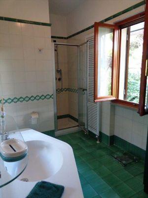 Villa  Mirafiori  : Ванная комната с душем