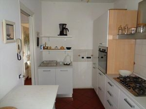 Villa  Mirafiori  : Кухня
