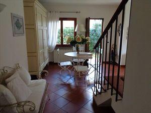 Villa  Mirafiori  : Living room