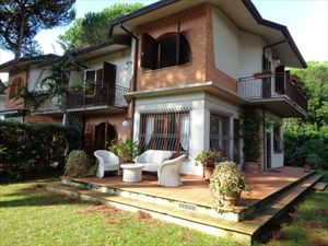 Villa  Mirafiori  - Бифамильяре Форте дей Марми