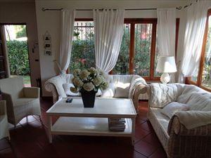 Villa  Mirafiori  : Гостиные