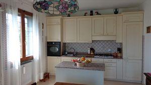 Villa dei Peschi  : Cucina