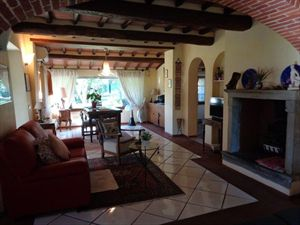 Villa  Signori  : Living Room