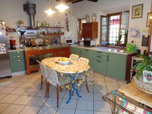 Villa  Signori  : Cucina