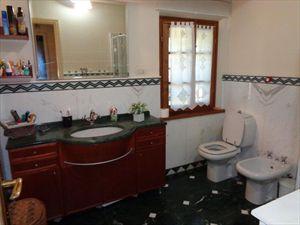 Villa  Signori  : Bagno con doccia