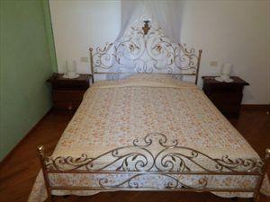 Villa  Signori  : Camera matrimoniale