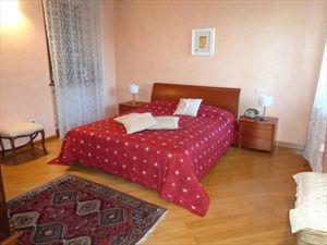 Villa  Signori  : Camera padronale