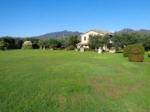 Villa  Signori  : Vista esterna