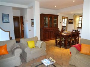 Villa Tranquilla : Lounge