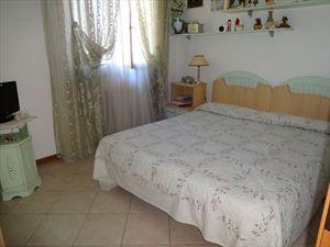 Villa Palazzetto  : спальня с двумя кроватями