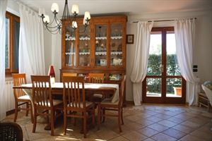 Villetta Federica : Sala da pranzo