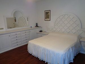 Villa Sassicaia : Double room