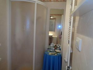 Villa Claudia : Bathroom with shower