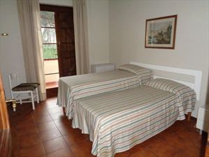 Villa Claudia : Double room