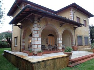 Villa   dei Patrizi  : Отдельная виллаМарина ди Пьетрасанта
