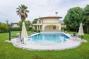 Villa Afrodite: Отдельная вилла Форте дей Марми