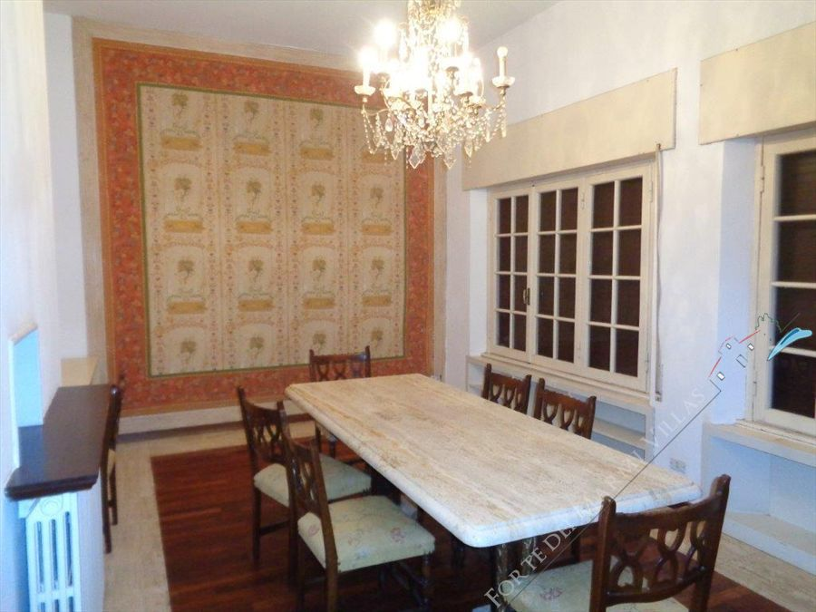 Villa   dei Patrizi  : Sala da pranzo