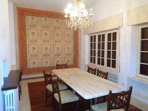 Villa   dei Patrizi  : Dining room