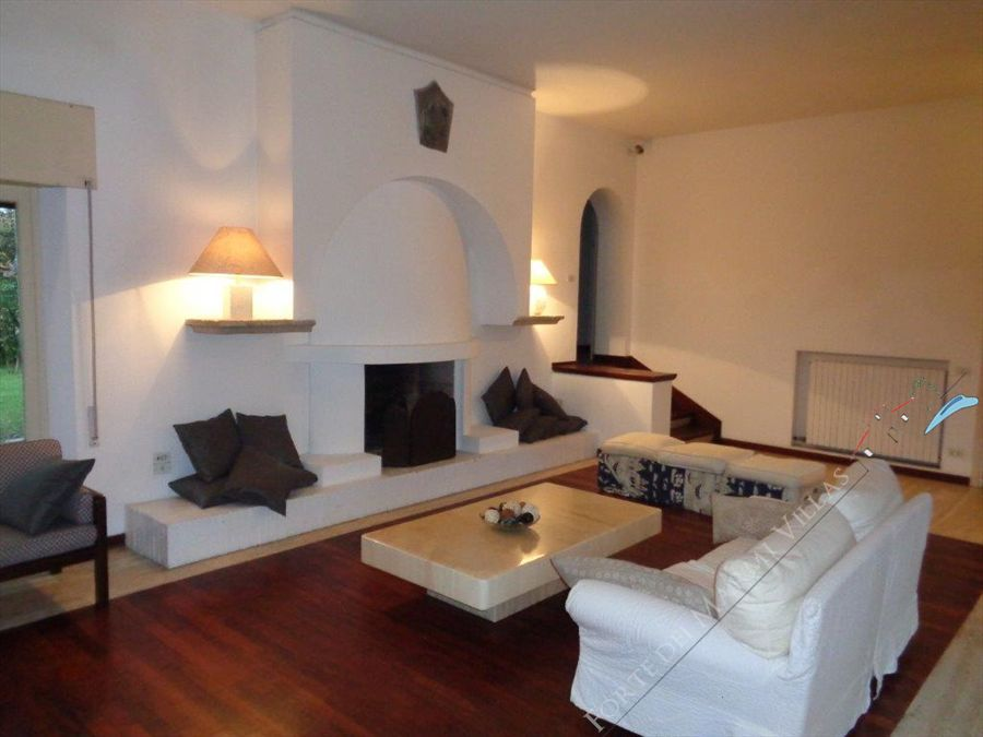 Villa   dei Patrizi  : Living Room