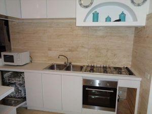 Villa   dei Patrizi  : Kitchen