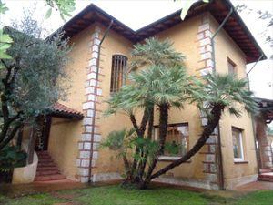 Villa   dei Patrizi  : Vista esterna