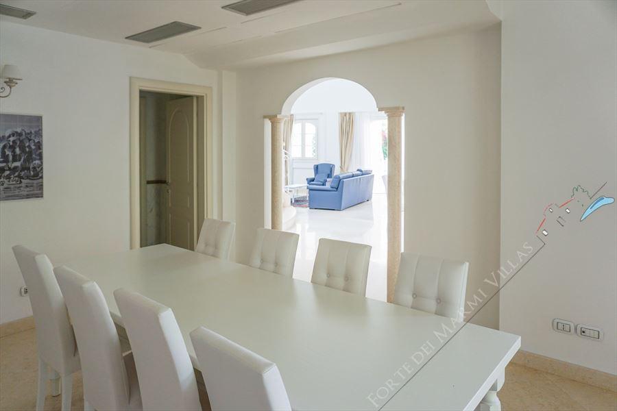 Villa Afrodite : Dining room