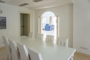 Villa Afrodite : Sala da pranzo
