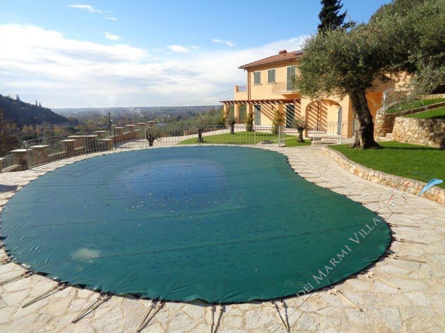 Villa Romanica  : Vista interna