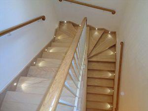 Villa Romanica  : мраморная лестница