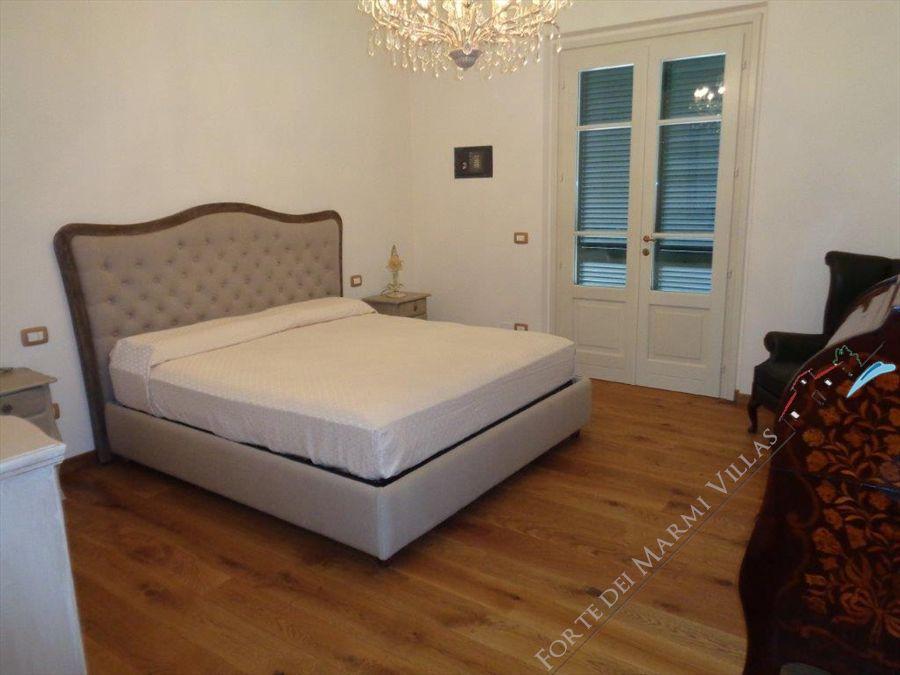 Villa Romanica  : Camera matrimoniale