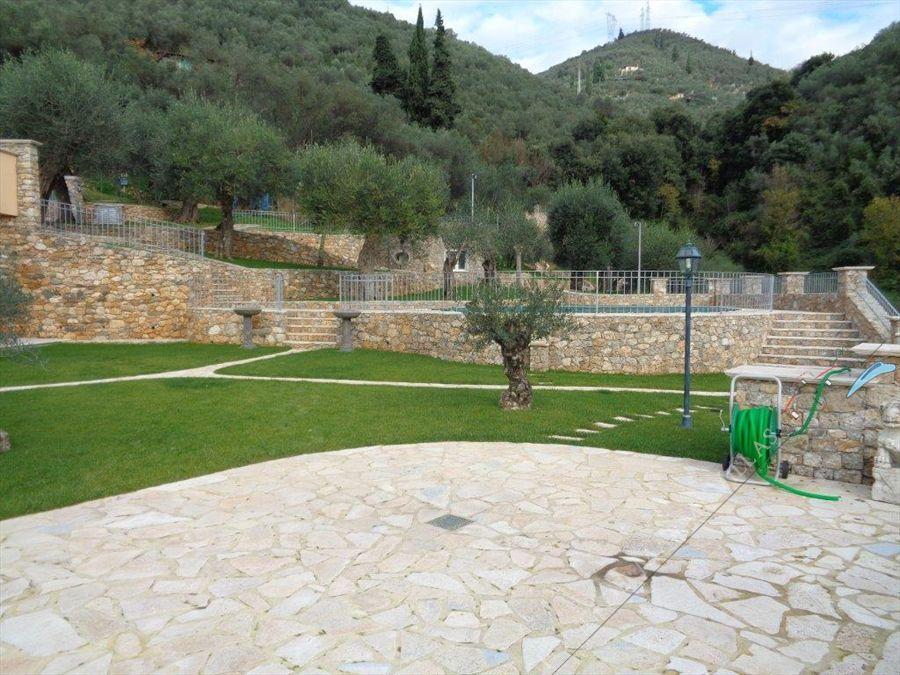 Villa Romanica  : Vista esterna