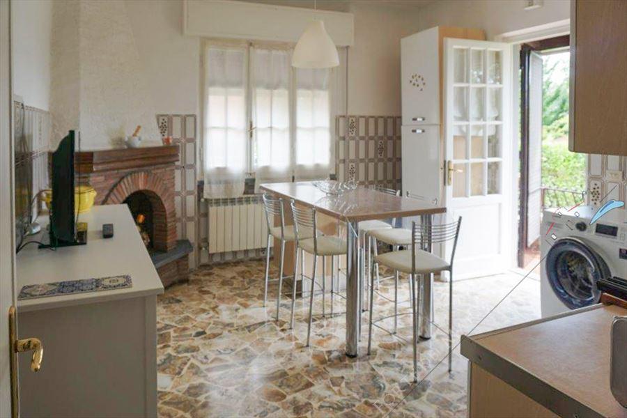 Villa Altais : Sala da pranzo
