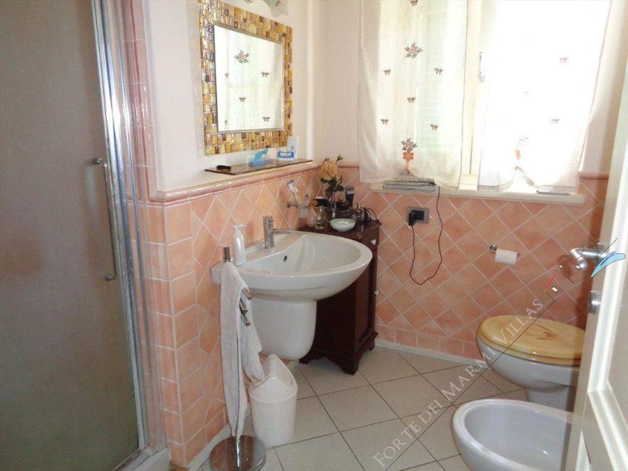 Villa Capriccio  : Bagno con doccia